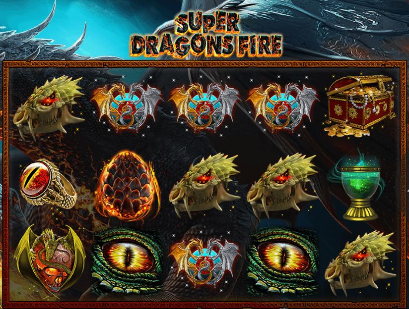 fire dragon spielautomat