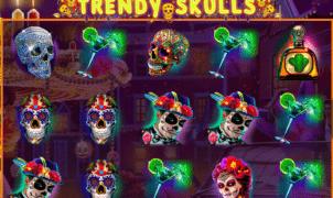 Trendy Skulls Spielautomat Kostenlos Spielen