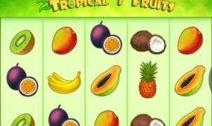 Tropical 7 Fruits Spielautomat Kostenlos Spielen