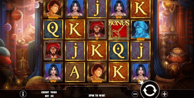 Aladdins Treasure Spielautomat Kostenlos Spielen