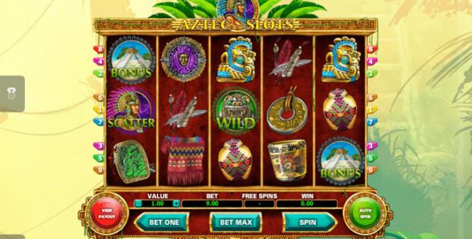 Aztec Slots Spielautomat Kostenlos Spielen