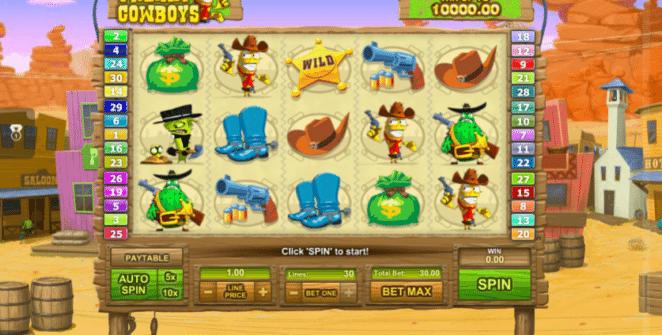 Casino Spiele Freaky Cowboys Online Kostenlos Spielen