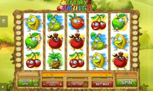 Freaky Fruits Spielautomat Kostenlos Spielen