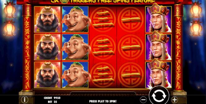 Kostenlose Spielautomat Journey to the West Online