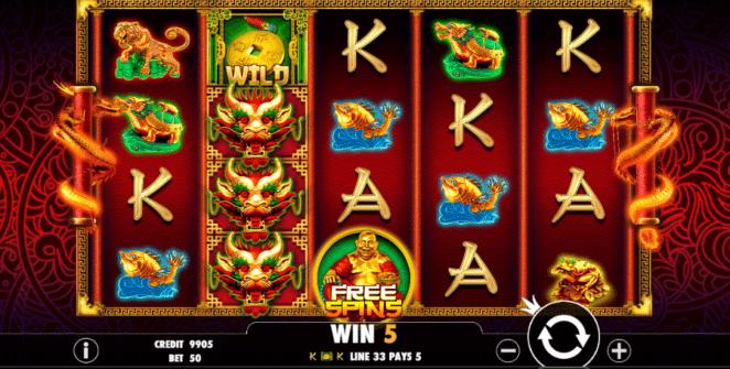 Lucky Dragons Spielautomat Kostenlos Spielen