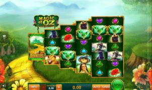 Kostenlose Spielautomat Magic of Oz Online
