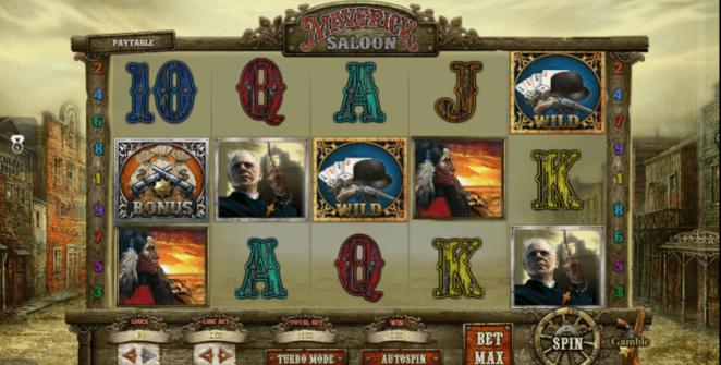 Maverick Saloon Spielautomat Kostenlos Spielen