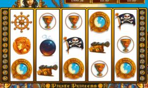 Pirate Princess Spielautomat Kostenlos Spielen