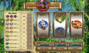 Pirate Slots Spielautomat Kostenlos Spielen