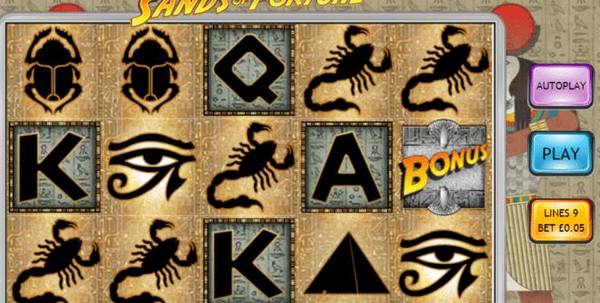 Casino Spiele Sands Of Fortune Online Kostenlos Spielen