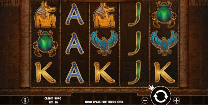 Tales of Egypt Spielautomat Kostenlos Spielen
