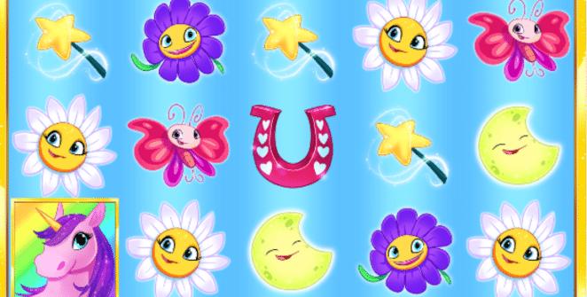 Kostenlose Spielautomat Unicorn Bliss Online