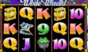 Kostenlose Spielautomat White Wizard Online