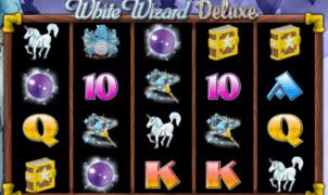 White Wizard Deluxe Spielautomat Kostenlos Spielen