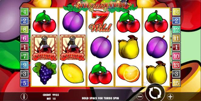 Spielautomat Wild Sevens Online Kostenlos Spielen