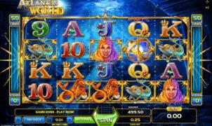 Spielautomat Atlantis World Online Kostenlos Spielen