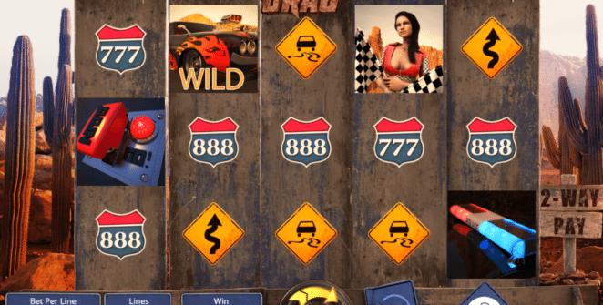 Kostenlose Spielautomat Desert Drag Online