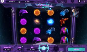 Galactic Speedway Spielautomat Kostenlos Spielen