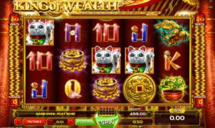 King of Wealth Spielautomat Kostenlos Spielen