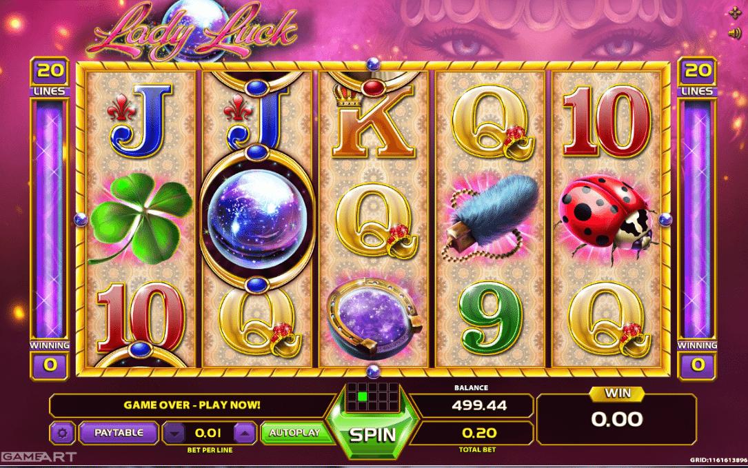 Lucky Lady Spiele Gratis