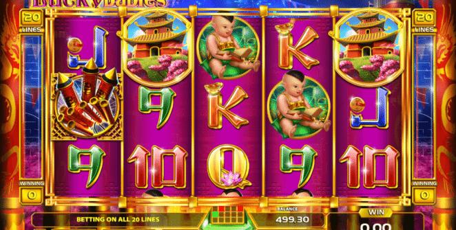 Kostenlose Spielautomat Lucky Babies Online