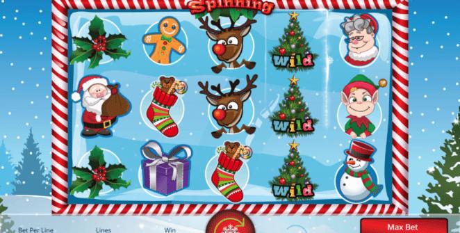Kostenlose Spielautomat Merry Spinning Online
