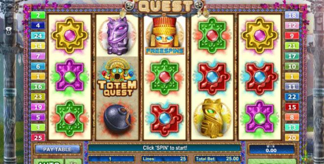 Totem Quest Spielautomat Kostenlos Spielen