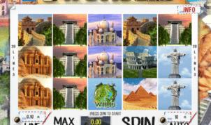 Kostenlose Spielautomat 7 Wonders Online