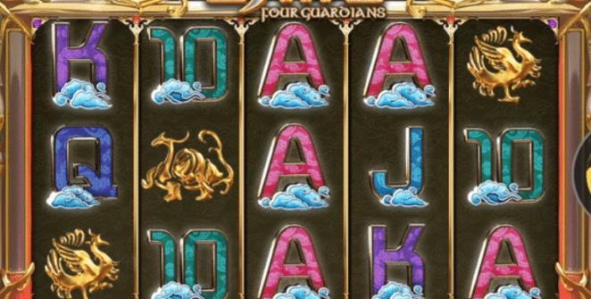Four Guardians Spielautomat Kostenlos Spielen