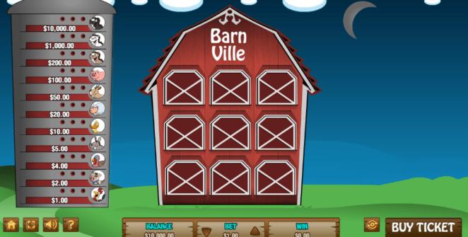 Spielautomat Barn Ville Online Kostenlos Spielen