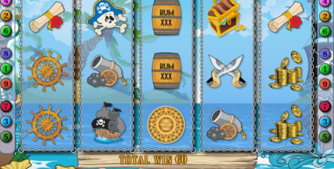 Cap N Coins Spielautomat Kostenlos Spielen