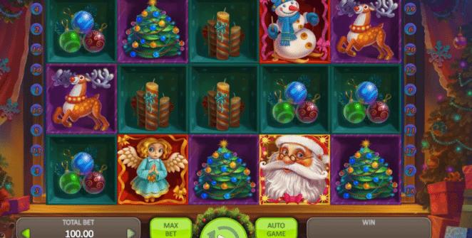 Spielautomat Christmas Charm Online Kostenlos Spielen