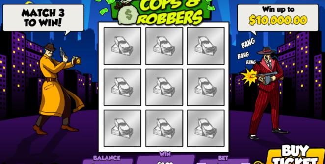 Spielautomat Cops N Robbers Online Kostenlos Spielen