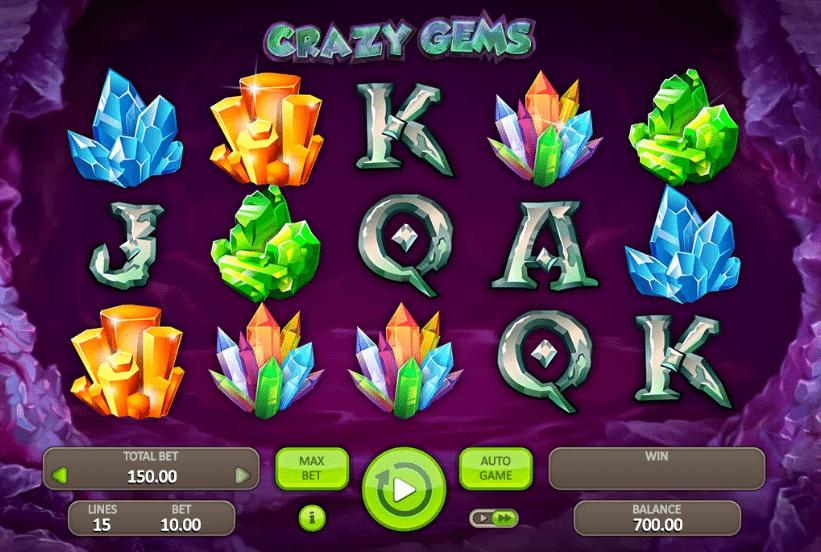 Casino Spiele Crazy Gems Online Kostenlos Spielen