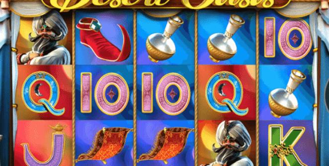 Spielautomat Desert Oasis Online Kostenlos Spielen