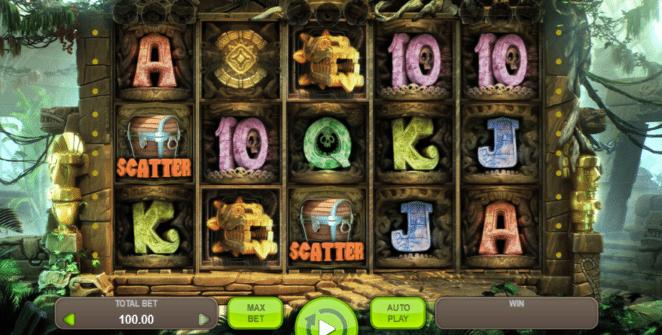 Diego Fortune Spielautomat Kostenlos Spielen