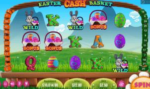 Easter Cash Basket Spielautomat Kostenlos Spielen