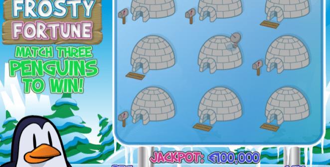 Spielautomat Frosty Fortune Online Kostenlos Spielen
