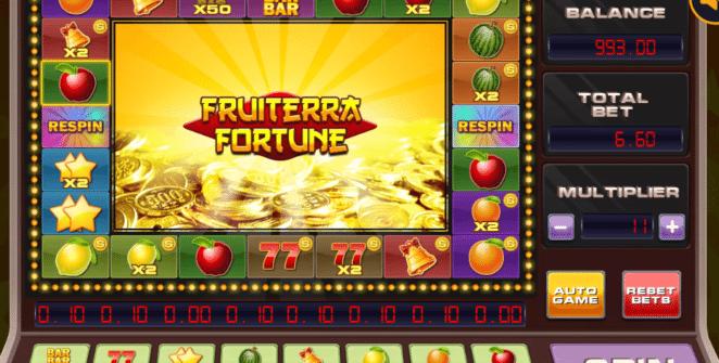 Spielautomat Fruiterra Fortune Online Kostenlos Spielen