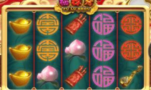 Kostenlose Spielautomat Fu Lu Shou Online
