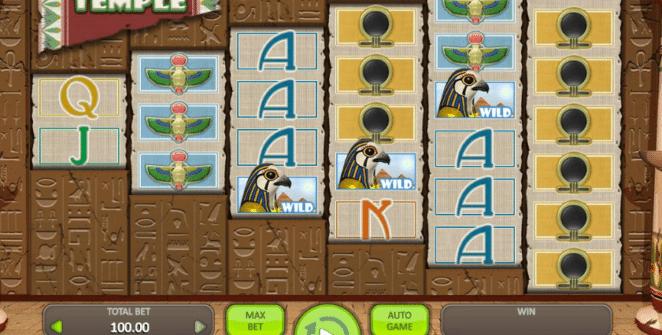 Gods Temple Spielautomat Kostenlos Spielen