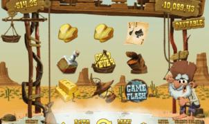 Kostenlose Spielautomat Gold Rush MG Online