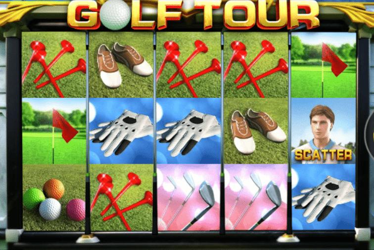 Spiele Golf Tour - Video Slots Online
