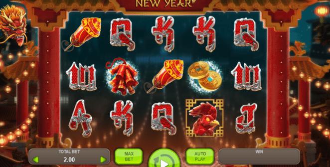 Kostenlose Spielautomat Happy Chinese New Year Online