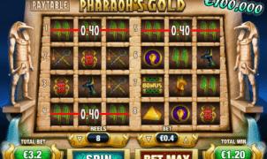 Spielautomat Pharaohs Gold Online Kostenlos Spielen