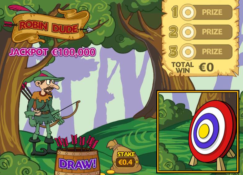 Robin Dude Spielautomat Kostenlos Spielen