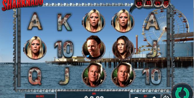 Sharknado Spielautomat Kostenlos Spielen