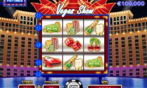 Spielautomat Vegas Show Online Kostenlos Spielen