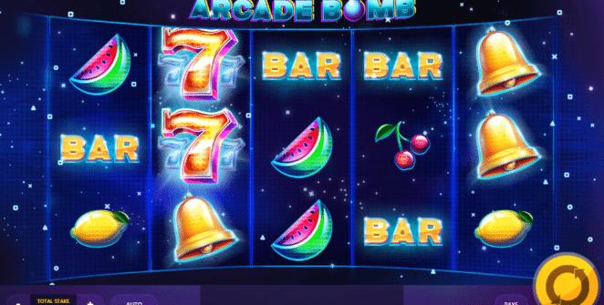 Kostenlose Spielautomat Arcade Bomb Online