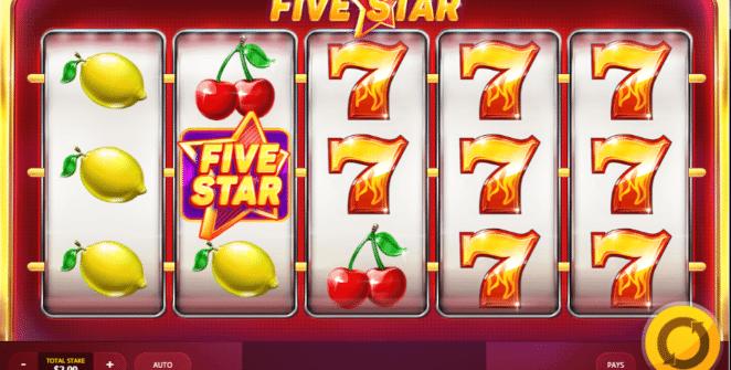 Spielautomat Five Star Online Kostenlos Spielen